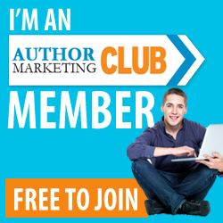Author Marketing Club banner