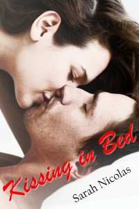 Kissing in bed cover small