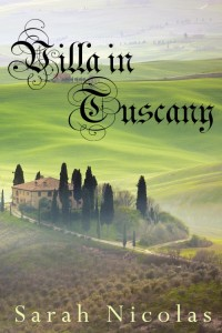 Villa in Tuscany cover small